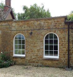 Casement Windows, Arched Windows, Home Projects, Garage Doors, Barn, Outdoor Decor, House, Home Decor, Ideas
