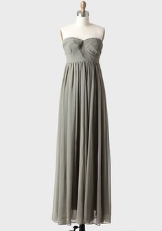 Hydrangea Maxi Dress In Sage - shopruche.com  $75 but a lot of the sizes are gone since it's on sale :\