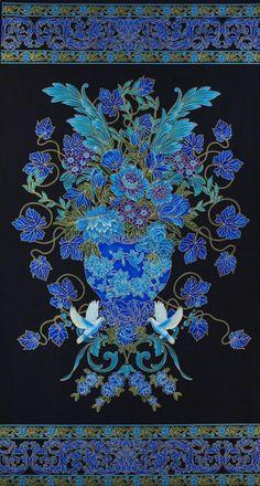 Benartex Inc Fabrics Cotton Prints Good Tidings of Great Joy 112cm Wide per 1//