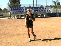 Softball Pitching Video: How to Troubleshoot Common Pitching Problems : Softball Spot