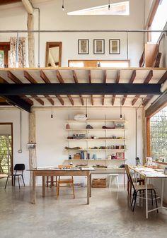 A sustentabilidade está incorporada ao dia a dia da artista plástica Rita Retz. Por isso, ela escolheu um lugar com o mesmo conceito para montar sua casa