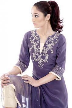 neck design salwar