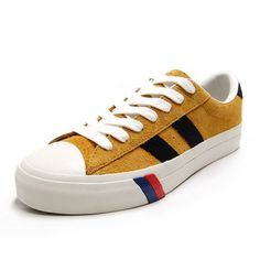 old school leather pro keds