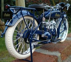 1923 Indian Scout -Pinned it once, but deleted it when I finally figured out that it was a toy! But, the more I studied it, the more I realized that it needs to be on my Indian m/c board, just superb!