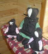 Amish Dolls - $27.00 for large, $20.00 for small