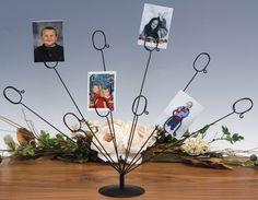10 Best Photo Tree Images Photo Tree Photo Holders Photo Displays