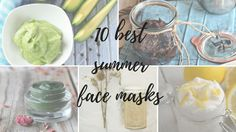 10 best summer face masks
