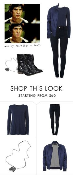 """Bellamy Blake - The 100"" by shadyannon ❤ liked on Polyvore featuring T By Alexander Wang, STELLA McCARTNEY, Diesel and Gucci"