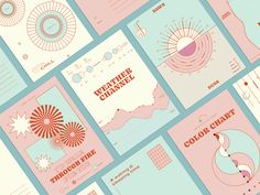 Infographics projects