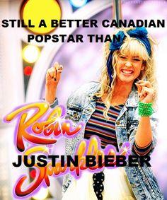 HIMYM Still a better Canadian popstar than Justin Bieber (: