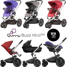Quinnyusa stroller giveaway from spearmintbaby.com!