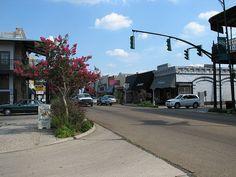 Main Street   New Iberia, LA---My home town