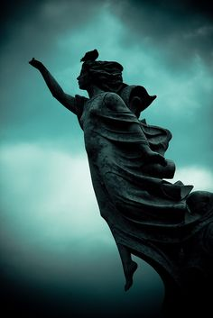 Angel Statue, New Orleans, LA