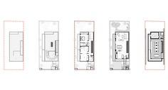 Image 31 of 33 from gallery of Mendelkern / DZL Architects. Floor Plan