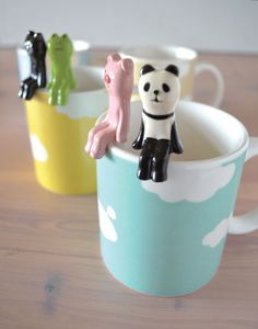 Cute mug cup from Decole Japan!