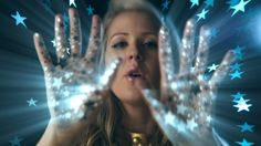 """Ellie Goulding - Starry Eyed...""""you look at me and it's like you hit me with lightening""""...one of the best song lyrics!"""