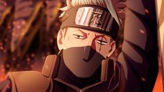 Anime Naruto  Kakashi Hatake Fondo de Pantalla
