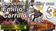 Encuentro familiar con Emilio Carrillo 3  El Ego