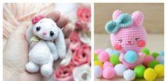 Free Amigurumi Bunny Crochet Patterns