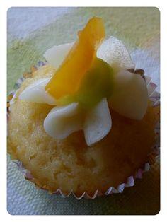 Muffin de Melocotón