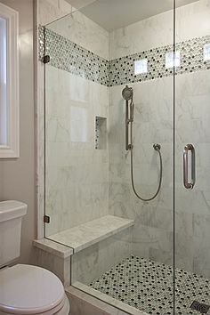 Great Contemporary -love this shower <3