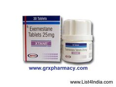Xtane (Exemestane Tablets) - List4India.com %u2776 India Free Classifieds, No registration.