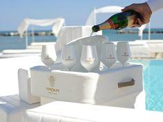 TRONA Floating tray by Trona