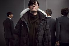 サム・ライリーをフィーチャーした2014年秋冬ゼニア クチュール広告キャンペーン - Zoom