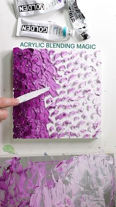 Acrylic Art, Acrylic Paintings, Acrylic Painting Tips, Tree Paintings, Wood Appliques, Iphone Wallpaper Glitter, Iphone Wallpaper Tumblr Aesthetic, Painting Videos, Painting Tricks