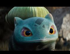 Chasekip: not to be excessive but Bulbasaur in the new detective pikachu trailer is the most beautiful creature ive ever witnessed ? Pikachu Pikachu, Pokemon Bulbasaur, Pokemon Life, Pokemon In Real Life, Pokemon Go, Pokemon Live Action, Pokemon Fusion, Pokemon Movies, Digimon