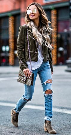 40 Great Street Style Outfit Ideas You Should Try - Love Outfits Fall Winter Outfits, Autumn Winter Fashion, Spring Outfits, Look Fashion, Fashion Outfits, Fashion Poses, Female Fashion, Petite Fashion, Fashion Editorials