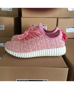 new concept c7314 b11bf Adidas Yeezy Boost 350 Low Pink Shoes Pink Yeezy Sneakers, Adidas Shoes,  Adidas Men