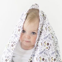 Organic Muslin Wraps - Large Muslin Wraps | Babee and Me