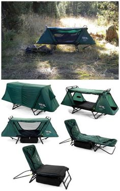 The Original Tent Cot, brought to you by Kamp-Rite, the leader in off-the-ground camping gear, is an innovative advance in camping equipment.#affiliate
