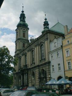Nysa//Saints Peter and Paul church//Michal Klein…