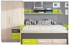 Dormitorio juvenil según foto