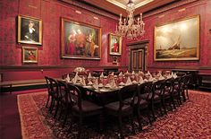Garrick Club, London: Find out more about exclusive members-only clubs in London and the UK - you never know what's hiding behind those closed doors...