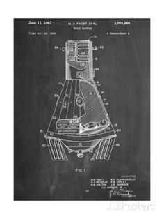 V 2 a 4 rocket cutaway rockets space pinterest cutaway space capsule space shuttle patent malvernweather Choice Image