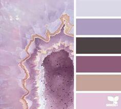 Mineral tones.....