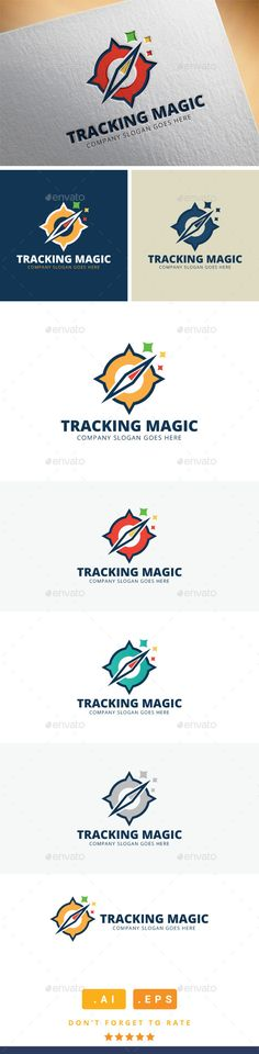 Tracking Magic Logo