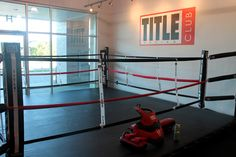Get in the ring.
