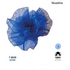 Pinza Superflor Muselina