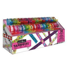 Get teens creative with this washi tape set for decorating just about anything!  Tapeffiti Caddy Set - Imagine Toys https://www.imaginetoys.com/tapeffiti-caddy-set#.UpFRfX-9KK0