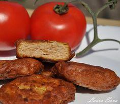 Snitele de soia cu mustar | Retete culinare cu Laura Sava