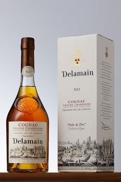Delamain XO Pale & Dry