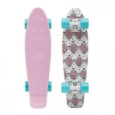 Penny Graphic Complete Skateboard. 1970s classic design inspiration. cruiser for girls. one of the best Christmas gifts for tween girls.