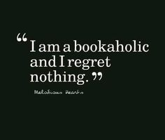 Except not having enough bookcases!
