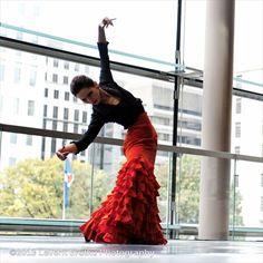 Iryna Gordon, Toronto Flamenco Dancer