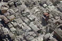 La historia del edificio que quedó en pie tras el terremoto de Amatrice