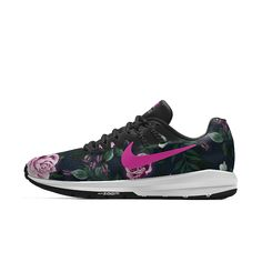 Nike Air Zoom Structure 20 iD Running Shoe